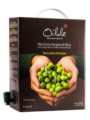 olio extravergine d'oliva delicato