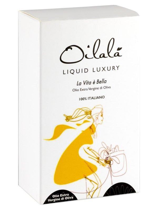 olio extravergine d'oliva da regalare